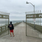 Lifeguard closes OB Pier