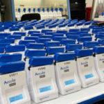 Mesa Biotech's Accula dock testing system