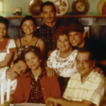 "Publicity photo for ""Mi Familia"""
