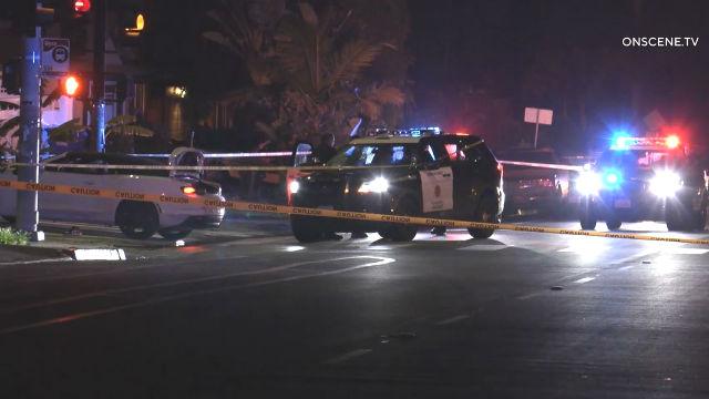 1 Mann Getötet, ein Weiterer Verletzt, Mädchen Fand im Kofferraum Nach Otay Mesa-Shooting