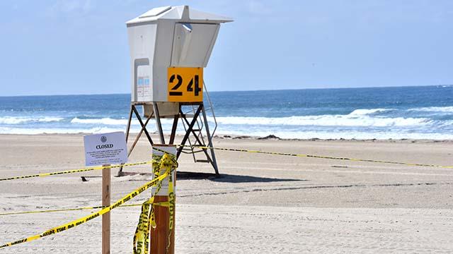 San Diego County Coronavirus Entwicklungen am Mittwoch, 1. April