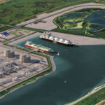 Rendering of Port Arthur facility