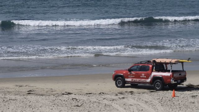San Diego Lifeguard