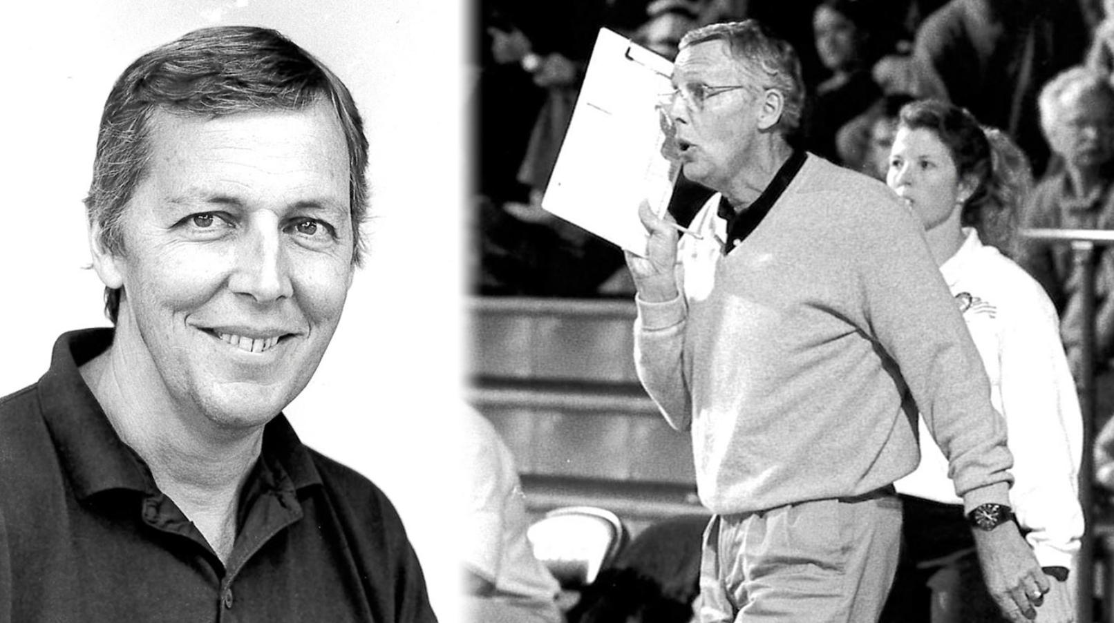 Jack Henn, SDSU Landesmeister Volleyball-Trainer, Stirbt bei 79