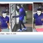 Union Bank robbery suspect