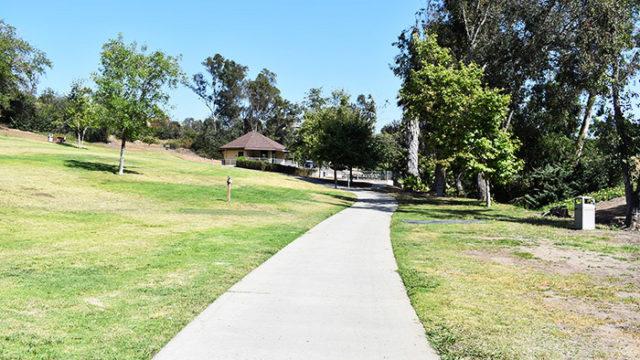 A park in Vista