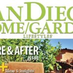 San Diego Home/Garden Lifestyles magazine was a common staple of grocery checkout lines.