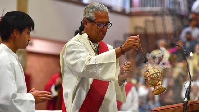 San Diego Katolik Keuskupan Menghentikan Sekolah, Massa Lebih Dari Coronavirus