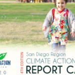 Climate Action Plan report card for 2020. (PDF)