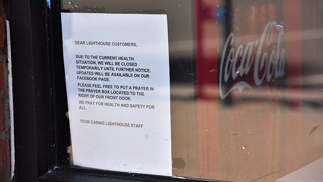 5 San Diego Εστιατόριο και Παντοπωλείο Εργαζόμενοι Coronavirus ως Περιπτώσεις Άνοδο 519