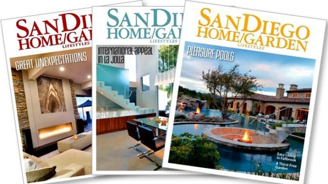 The owner of San Diego Home/Garden Lifestyles magazine also owns KUSI-TV, which shared Kearny Mesa offices.