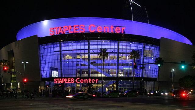 Basketball NBA Los Angeles