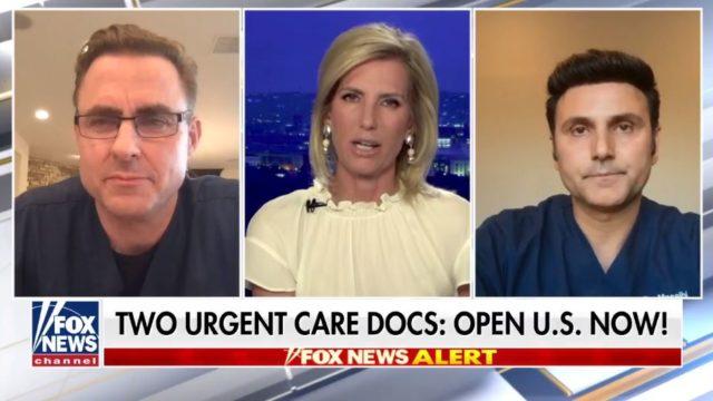 Dan Erickson and Artin Massihi interviewed on Fox News