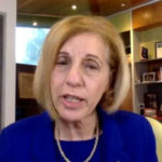 Barbara Bry speaks during press conference