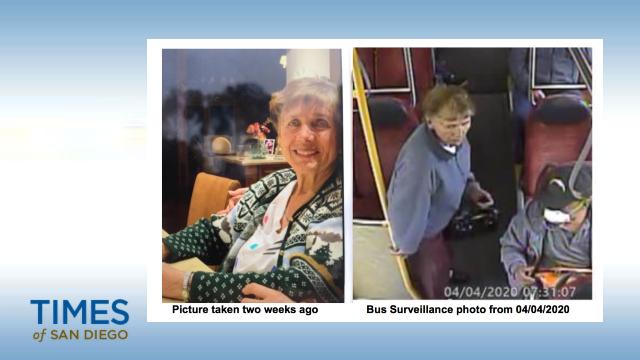 Γυναίκα, 86, Λείπει Από Rancho Santa Fe Από Το Σάββατο Το Πρωί