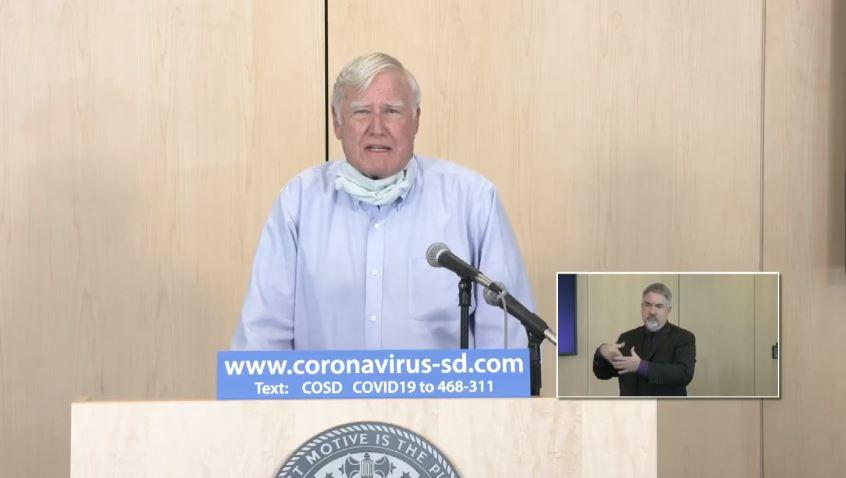 Coronavirus Kasus Tumbuh sebesar 146 untuk 1,112 sebagai Pengujian Menjulang di San Diego County