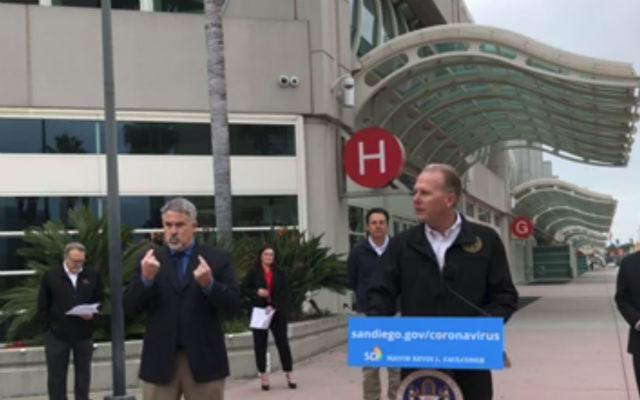 Σαν Ντιέγκο Ups Χρημάτων για την Προστασία των Αστέγων, όπως Συνεδριακό Κέντρο, Παίρνει 800