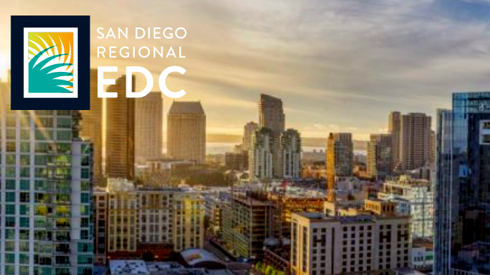 15,000近くのサンディエゴの雇用が失われることで、企業グループ調査