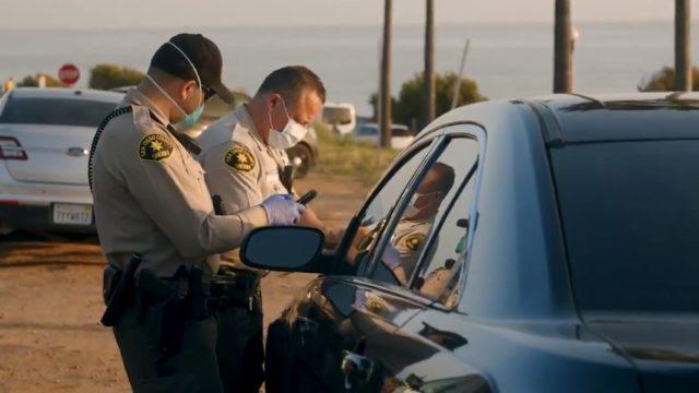 Deputies issue citations on Friday