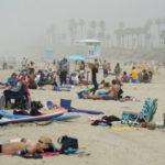 Huntington Beach crowd