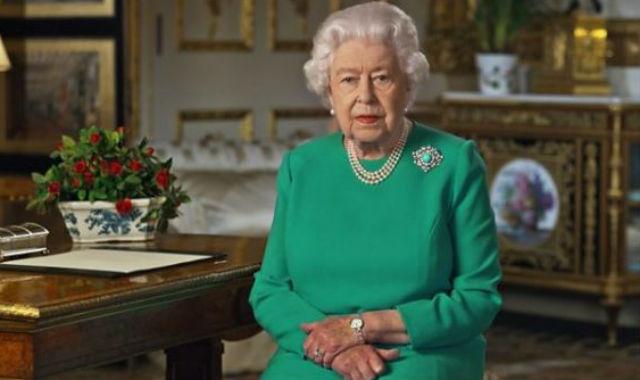 Meinung: Queen Elizabeth Modelle Wahre Führung Inmitten Coronavirus