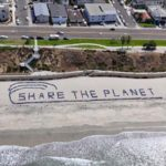 "As far back as 2009, when Jefferson Elementary School students formed a ""SAVE THE PLANET"" message on the beach, the Carlsbad school has focused on environmental issues."