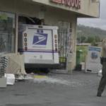 Postal Truck Crash