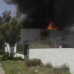 Barrio Logan fire