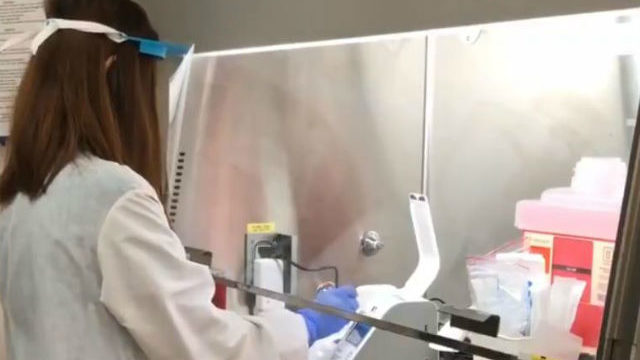 Rapid coronavirus testing at Scripps Health