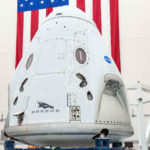 SpaceX Crew Dragon capsule