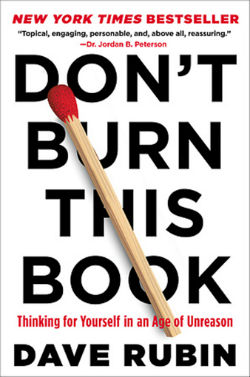 """Cover of """"Don't Burn This Book"""""""