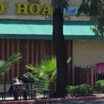 Shuttered restaurant in Linda Vista