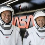 Astronauts Bob Behnken and Doug Hurley