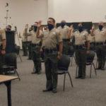Deputies are sworn in