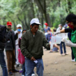 Food distribution in Mexico City during the pandemic