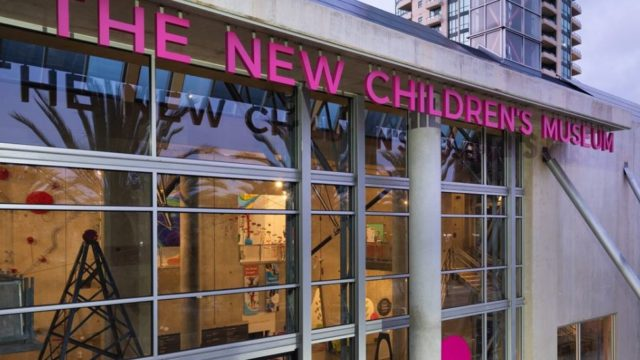 The New Children's Museum