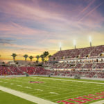 Rendering of new SDSU stadium