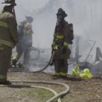 Serra Mesa house fire