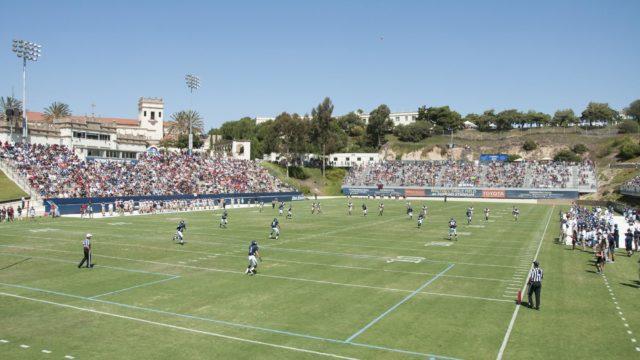 USD Torero Stadium Pioneer Football