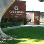 City Hall in Bell, California