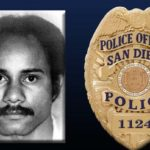 San Diego police Officer Archie Buggs was 30 when slain Nov. 4, 1978.