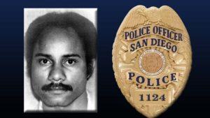 San Diego police Officer Archie Buggs was 30 when slain Nov. 4, 1978.