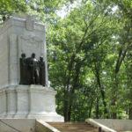 Illinois Monument on Cheatham Hill