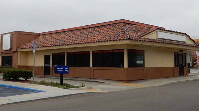 Krispy Kreme will occupy a former Burger King outlet in the El Camino North shopping center.