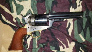 Gun recovered from suspect