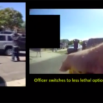 David Avila tasing video by Oceanside police.