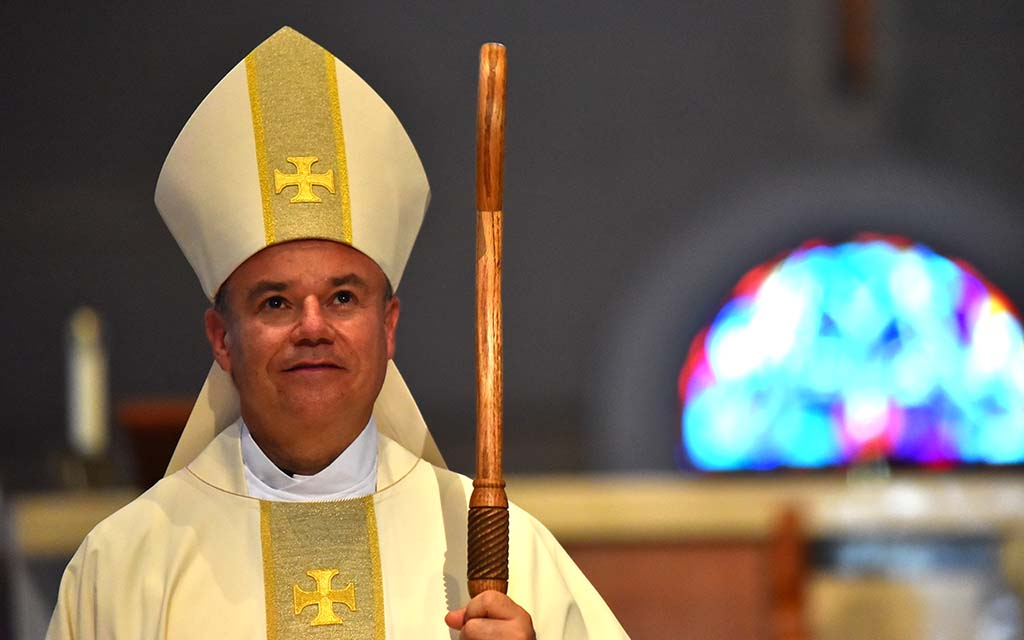 New auxiliary bishop of San Diego, Ramón Bejarano, is the second Hispanic bishop in the diocese of San Diego