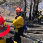 Calfire firefighters