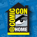 Comic-Con@Home logo