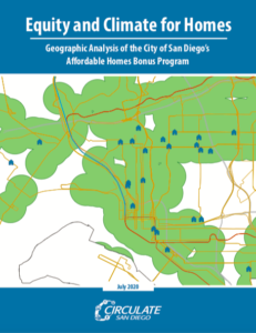 """""""Equity and Climate for Homes"""" report by Circulate San Diego (PDF)"""